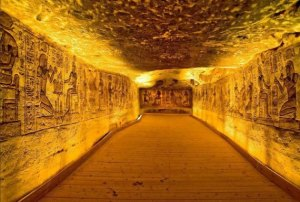 King Ramses II Temple - Abu Simbel_