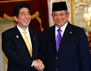 Japan-Indonesia