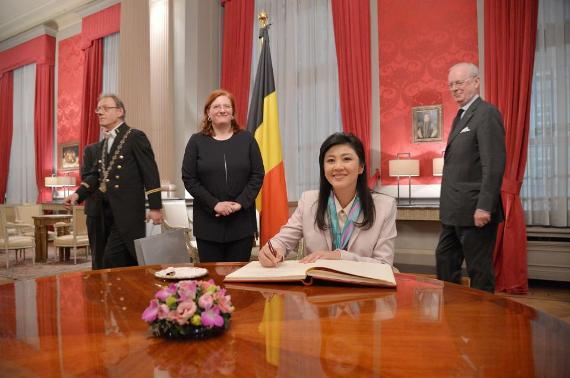 y-Belgian Senate  (2)