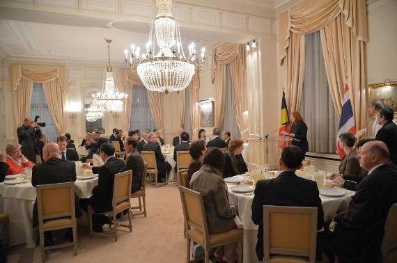 y-Belgian Senate  gala dinner (3)