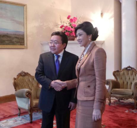 Mr. Tsakhiagiin Elbegdorj -y