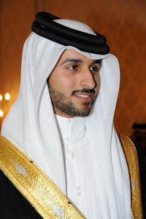 Prince - H_H_ Sheik Nasser Bin Hamad Al Khalifa