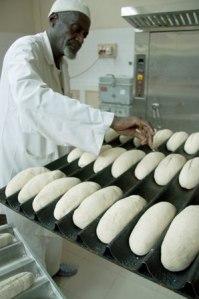 Cowpea bread_mz