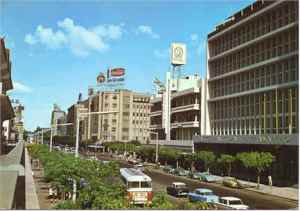 Mozambique-Maputo-city