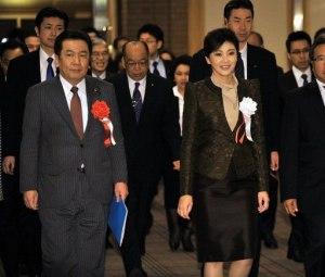 JAPAN-THAILAND-DIPLOMACY