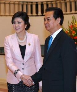 VIETNAM-THAILAND-DIPLOMACY