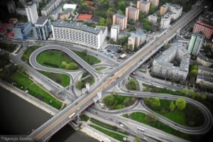 loop-ramps-of-poniatowski-bridge-in-warsaw-poland