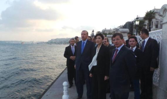 y-Bosporus Strait, Turkey. (1)