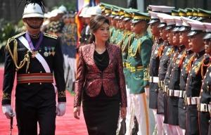 Thailand Prime Minister Yingluck Shinawa