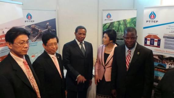 Thai – Africa Forum10