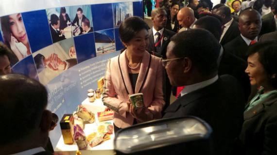 Thai – Africa Forum5