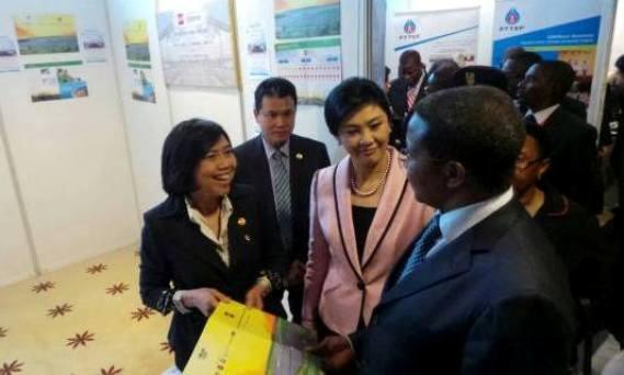 Thai – Africa Forum9