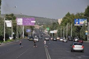 Dushanbe, Tajikistan  r
