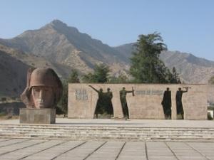 Norak WWII memorial