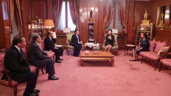 Thai-Ambassador italy2013-2