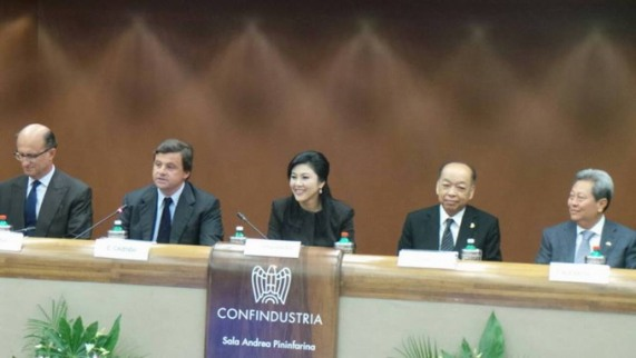 Thailand-Italy Economic Cooperation2