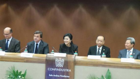 Thailand-Italy Economic Cooperation2