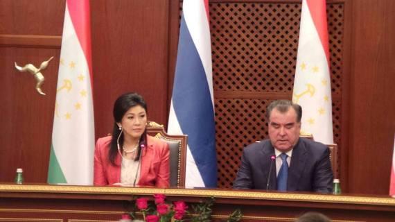 y-President of Tajikistan, Emomalii Rahmo