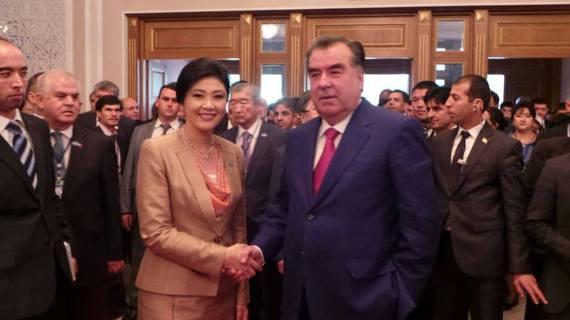 y-President of Tajikistan, Emomalii Rahmon (2)