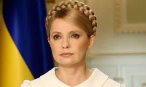 Yulia Tymoshenko-ukr