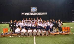 E-Sarn Drumline-DCI-USA2023