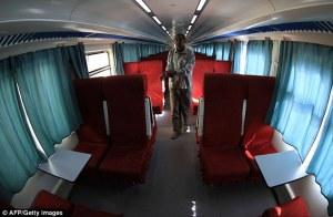 The Nile Train passes Khartoum Susan1