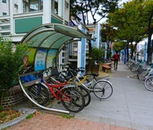 bikerackschangwon-soutkorea