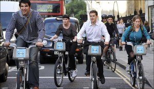 London-Boris-bikes