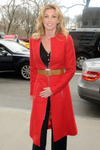 Tim McGraw and Faith Hill arriving at their hotel in NYC