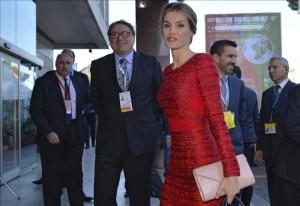 La reina Letizia será nombrada