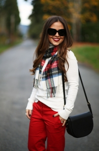 red-tartan-scarf-red-pants
