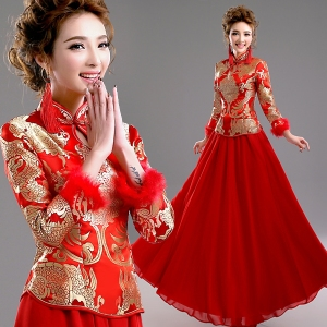 Cheongsam-long-sleeved-vintage-b