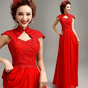 Fashionable-Winter-Lace-Red-Chiffon